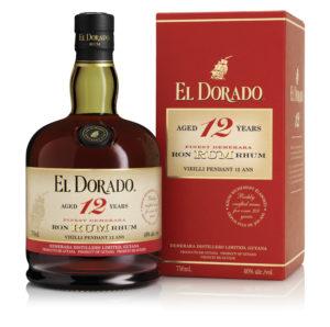 El Dorado 12YO Woodman