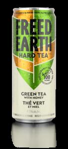 Freed Earth Green Tea