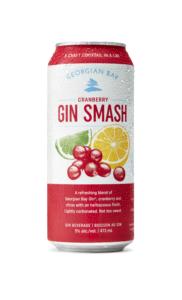 Georgian Bay Cranberry Gin Smash