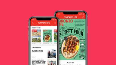 <em>Toronto Life</em> Magazine is Now Available on Apple News+