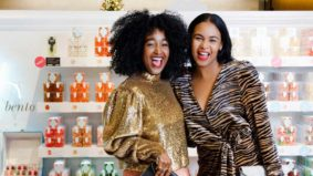 A pair of sartorial opposites takes the Nordstrom Holiday Shopping Challenge