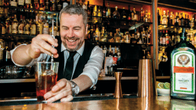 Drake Hotel bartender Gord Hannah on Toronto's cocktail revolution