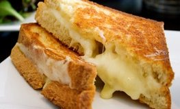 Grilled cheese mania, ignoring Canadian restos, the LCBO's bottom shelf