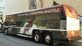 Vaughan Mills launches free downtown shuttle