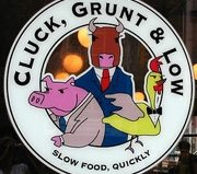 Cluck, Grunt and Low silenced: The carnivore's paradise closes rather abruptly