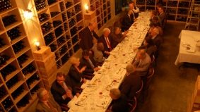 Barberian's celebrates Louis Jadot's 150th birthday with Geddy Lee, Jamieson Kerr and a meal money can't buy