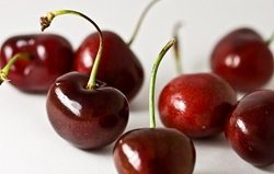 Local cherries are here, but going fast