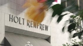 Holt Renfrew is (finally) going to let us buy designer clothing online