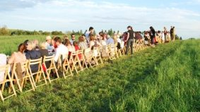 Why it's worth paying $200 to eat in a field