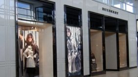 Just opened: Burberry quietly unveils its Yorkdale store today