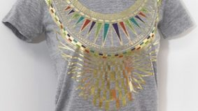 Shop like an Egyptian: a trendy tee with history cred