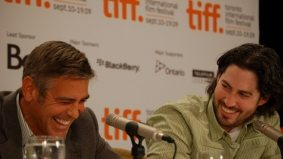 PHOTO GALLERY: Jason Reitman, Jason Bateman and George Clooney at the Up in the Air Press Conference