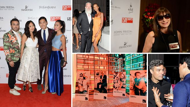 Toronto Life celebrates Stylebook 2014 with red carpet event during TIFF