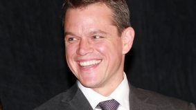 PHOTO GALLERY: The Informant! premiere at the Visa Screening Room with Matt Damon