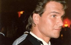 Patrick Swayze passes away during TIFF and the awkwardness of getting celebrity death reactions