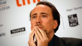 Nicolas Cage on being a believable drug addict and why he won't do Shakespeare