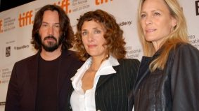 Keanu Reeves won't comment on beard, fans dismayed by facial hair