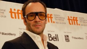 Tom Ford does not want to talk about the reason he's famous