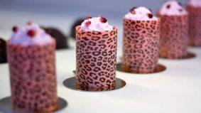 Nadège Patisserie sends its desserts down the catwalk