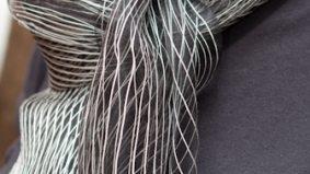 Find gorgeous handmade scarves at Kalabandar's private sale