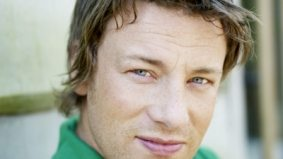 Q&A: three minutes with Naked Chef Jamie Oliver