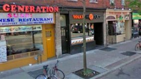Murder at New Generation Sushi, Kraft makes a move on Cadbury, portable tables for street food