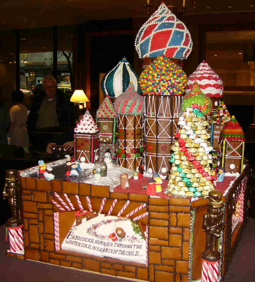 Creative Gingerbread House Designs Gingerbread houses