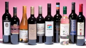 Best 10 wines under $10