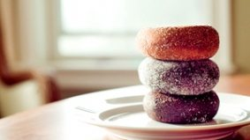 Toward a gourmet doughnut, remembering the old Annex, the perfect cup of tea