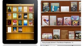 Did Apple iSteal the design for iPad's iBooks?
