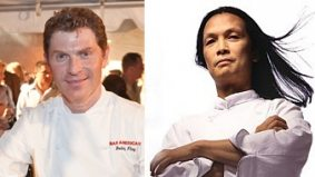 New details emerge about why Susur Lee only tied Bobby Flay on Iron Chef America