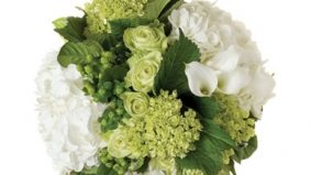 To have and to hold: wedding bouquets and boutonnieres