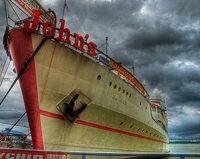 Captain John's floating restaurant still up for sale