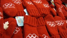 HBC not making a penny on Olympic mitten sales