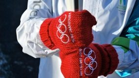 HBC's Olympic mittens are the it item at the Games