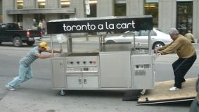 "Filion on the Toronto a la Cart fiasco: ""The one thing the city messed up on was the carts"""