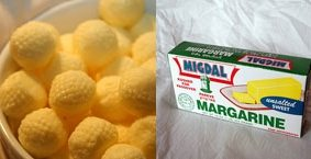 Butter versus margarine: the debate rages on for some reason