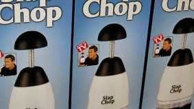 Slap Chop experiment ends with hilarious (if predictable) results for Star writer