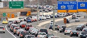 Toronto has worse gridlock than New York, Montreal, Berlin, London and L.A.