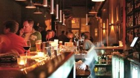 Just Opened: What Are You Looking At, an east-end bar with a west-end vibe