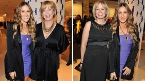 First lady fashion faceoff: Bonnie Brooks vs. Laureen Harper