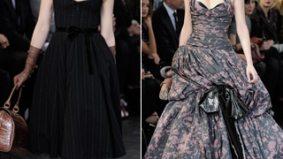"Coco Rocha appears in ""diverse"" Louis Vuitton show"