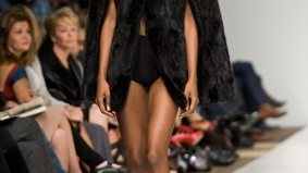 Toronto fashion week begins with the fur-heavy Izma show