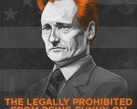 Boredom brings Conan O'Brien to Massey Hall