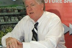 With the Leafs officially out of the playoffs, Brian Burke readies his groin to be kicked again