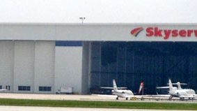 Skyservice grounded in latest Canadian aviation development