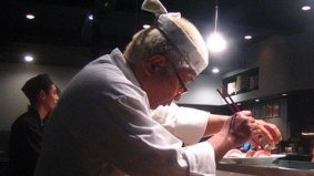 Why are there no female sushi chefs? Blame warm hands and menstruation