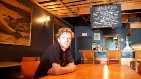 Just Opened: Atlantic, where Nathan Isberg goes from Coca to crickets