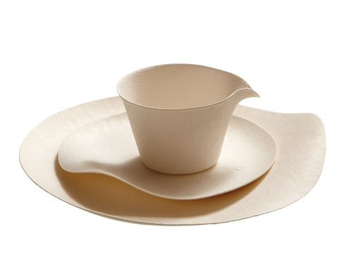 Elegant (yet biodegradable) paper plates and cups class up a picnic in the park. $15–$18 per pack. Good Egg, 267 Augusta Ave., 416-593-4663.