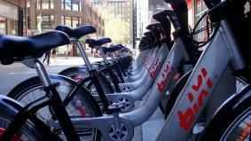 Public bikes to hit Toronto streets next May